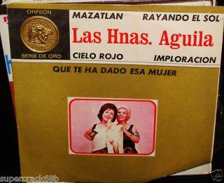 Las Hnas Aguila Las Hermanas Aguila LP
