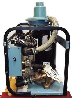 Air Techniques Vacstar 80H Dental Vac Suction Dual 2 HP Vacuum Pump