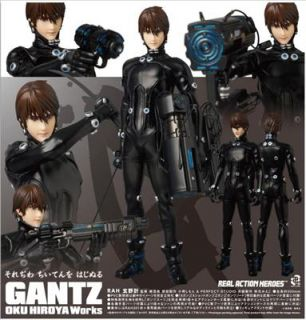 Figure Medicom Toy RAH 553 GANTZ Kurono Kei Action Japan Original