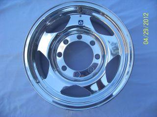 16 Alcoa Lts Forged Aluminum Wheels