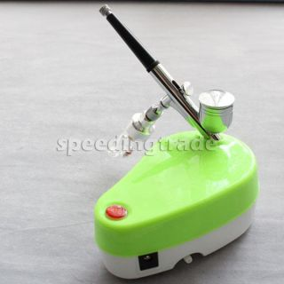 Mini Makeup Machine Tatoo Airbrush Compressor Filter and Airbrush Kit