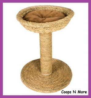 Bed★cat Scratch Post Great for All Decor Scratching Condo