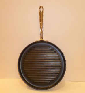 ALL CLAD stainless steel nonstick grill pan