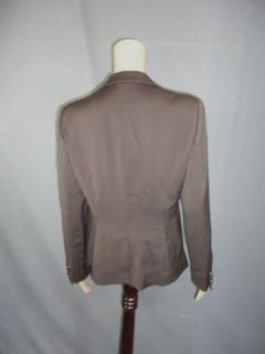 LAW & ORDER A.D.A CONNIE RUBIROSA WORN EMPORIO ARMANI JACKET