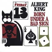 Albert King Born Under A Bad Sign CD 025218860628