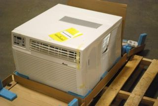Amana 11 600 BTU Window Air Conditioner with Heater AH123E35AX