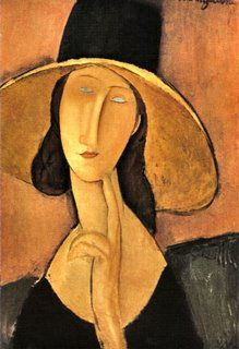 Modigliani Expressionism Female Art Sculpture Figurine