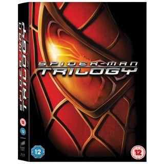 Brand New Spider Man Trilogy Blu Ray Disc 2012 3 Disc Set