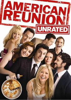 Reunion DVD Unrated New Jason Biggs Chris Klein Alyson Hannigan