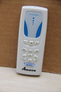 Amana Air Conditioner Remote Controllers Bundle of 10