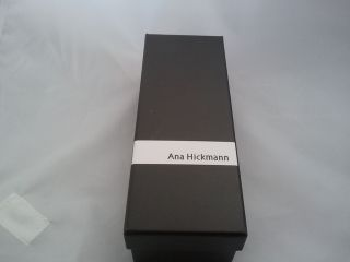 ANA Hickmann Glasses AH6122 A02 Swarovski Crystal Special Edition New