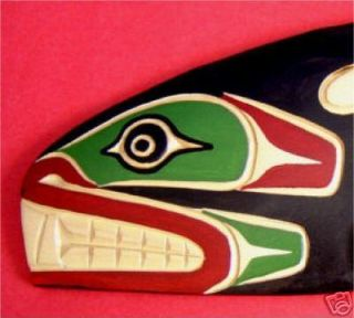 Pacific Northwest Native American Indian Art Decorative