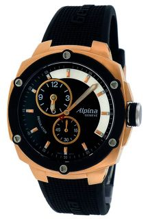 Alpina Extreme Regulator Rose Gold Automatic Men's Watch Al