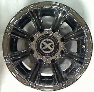 American Racing 17 ATX Series Rim Ledge Dually Wheel 8x6