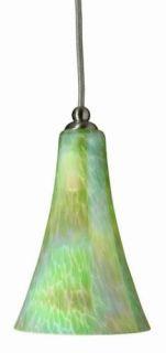 New Iridescent Contemporary Modern Glass Light Pendant