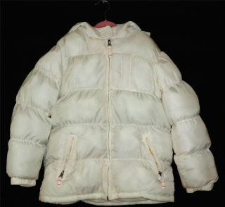The Childrens Place Girls Puffer Jacket Medium 7 8 VGUC