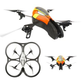 Parrot AR Drone Quadricopter iPadiPhoneiPod T Control Brand New