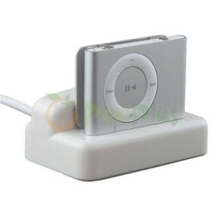 Newly listed USB CHARGER DOCK STAND FOR IPOD SHUFFLE 2nd GEN 1GB 2GB