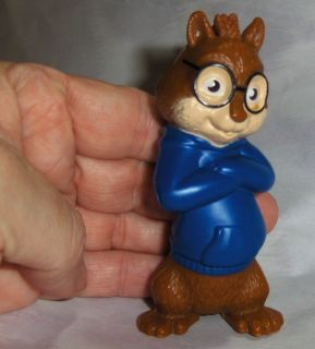 Mcdonalds Toy Alvin and the Chipmunks The Squeakquel Simon # 5 Talking