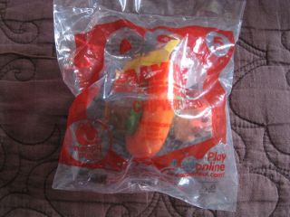 2011 McDonalds Happy Meal Toy ALVIN and the CHIPMUNKS NIP shipwrecked