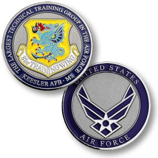 United States Air Force 81st Training Wing Keesler AFB
