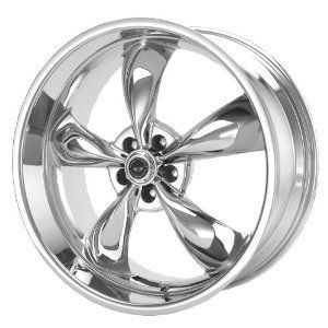 AMERICAN RACING TORQ THRUST M AR605 CHROME WHEEL 20X8 5 5X115MM