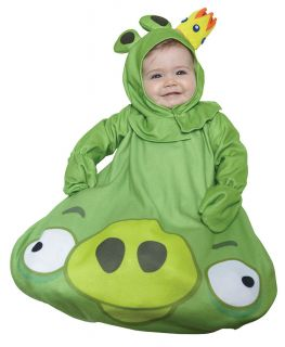 Angry Birds King Pig Infant Costume 0 9 Months