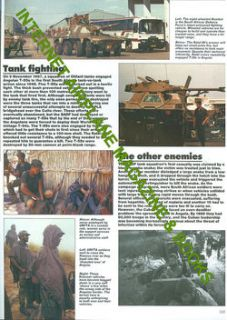 FIREPOWER 47 SOUTH AFRICAN RHODESIA ANGOLA BUSH WARS / BTR 60PB APC vs