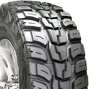 NEW 35/12.50 17 KUMHO ROAD VENTURE MT KL71 1250R R17 TIRES