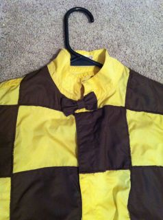 Vintage Horse Racing Jockey Silks From Estate of Theophilus Irvin Jr