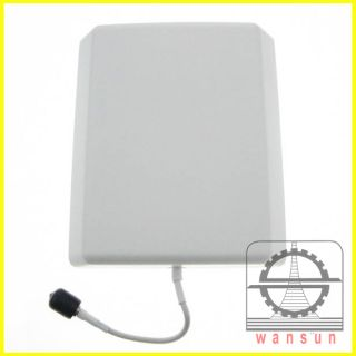 Cell Phone Signal Booster Repeater Panel Antenna Indoor and Outdoor