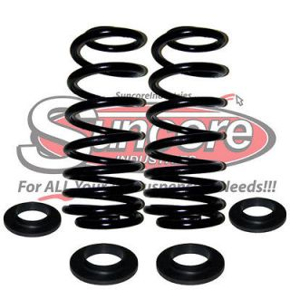 Suspension Air Bag to Coil Spring Conversion+Sho​cks 4WD (Fits 2001