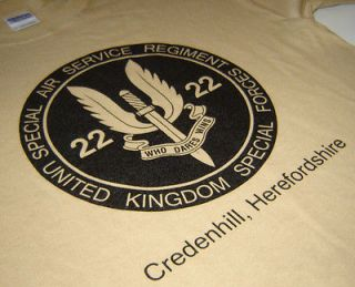 sas 2 special air service ops military new t shirt
