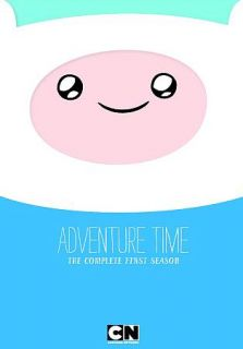 Adventure Time The Complete First Season DVD, 2012, 2 Disc Set