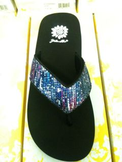 Sale New Yellow Box Peacock Navy Blue Sequence Pink Purple Iridescent