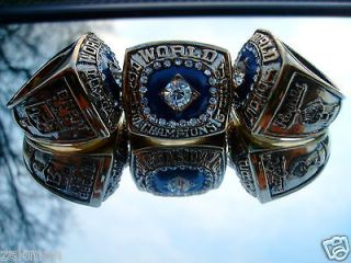 1985 KANSAS CITY ROYALS WORLD SERIES CHAMPIONSHIP RING BRETT