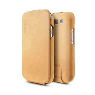 SGP Samsung Galaxy S3 Leather Case Argos Series Vintage Brown