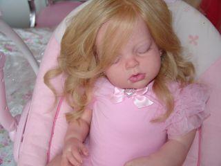 Reborn Arianna Baby Toddler Doll Reva Schick Lifelike Gift Girl 6 12
