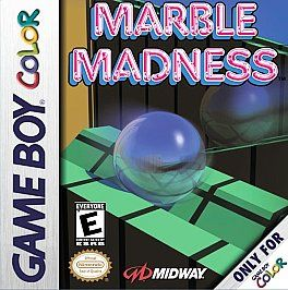 Marble Madness Nintendo Game Boy, 1991