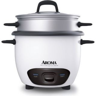 14 Cup Rice Cooker & Food Steamer, Steam Meat, Fish, Vegetable Aroma
