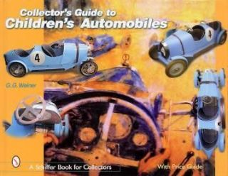 childrens automobiles book vintage tri ang pedal cars time left