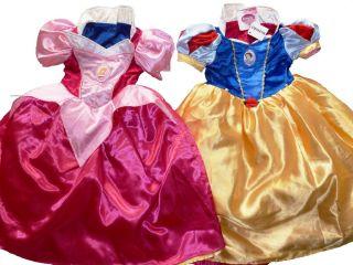 Dress Sleeping Beauty Aurora Snow White Party Fancy Costume