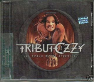 OZZY, DEL HEAVY METAL ARGENTINO. FACTORY SEALED IN ENGLISH CD