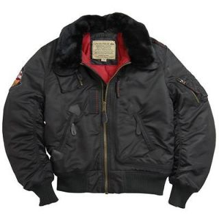 alpha industries injector x b 15 flight jacket more options
