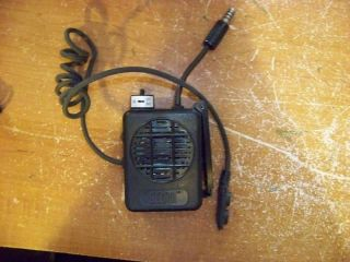 scott air pack radio walkie talkie time left $ 50