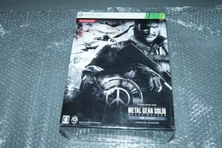 Metal Gear Solid Peace Walker HD Edition Premium Package (Xbox 360