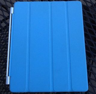 Apple iPad 2 Smart Cover Blue Great Deal