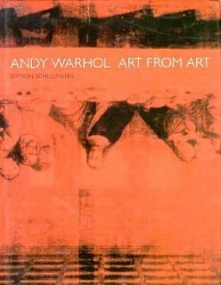 Andy Warhol Art from Art by Laszlo Glozer 1995, Hardcover