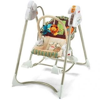 FISHER PRICE 3 in 1 ROCKER SWING   INFANT SWING BABY SEAT TODDLERS