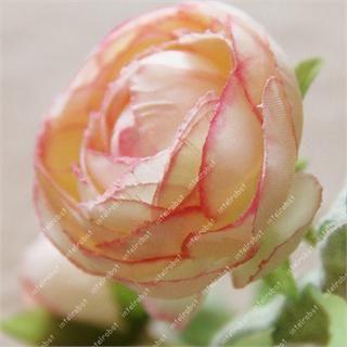 Artificial Silk Fake Peony Rose Flower Wedding Bouquets Home Decor